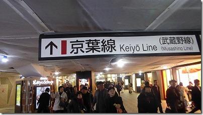京葉線案内