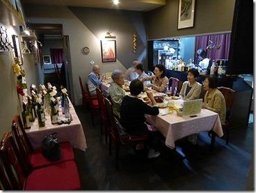ポワレ・ポワソン 諏訪でディナー