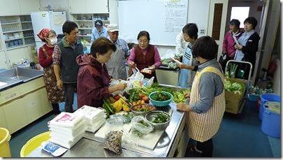 秋の手作り酵素液の作り方!講習会で使った野菜・果物は?