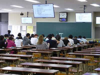 免許取得の学科試験
